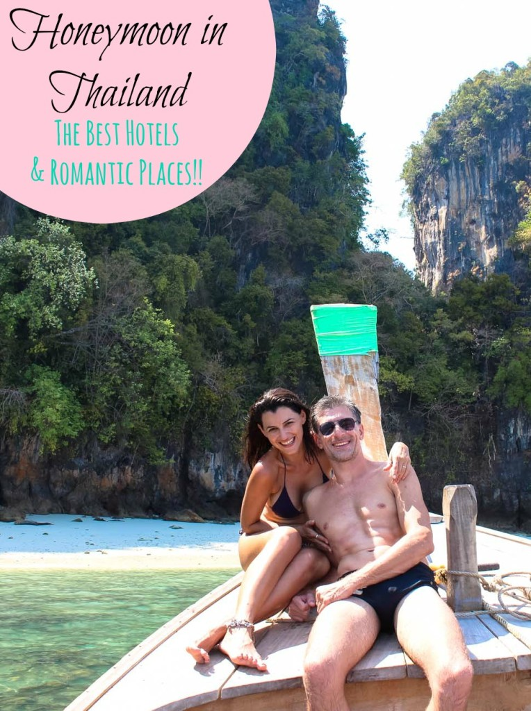 Celebrate Love in Thailand! The best destinations for your honeymoon in Thailand! Tips for romantic places, best hotels and all you need to plan your dream honeymoon. From pristine beaches with luxury hotels, to green mountains and affordable romantic destinations.