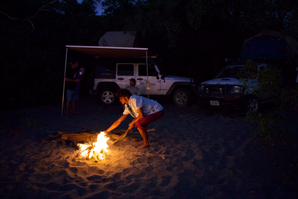 Camping by the beach, the best way to enjoy and explore Costa Rica. Driving in Costa Rica is the ultimate trip adventure!