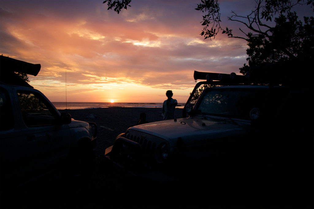 Driving in Costa Rica you will have the freedom to choose where to you want to sleep, where do you go and have an amazing time!