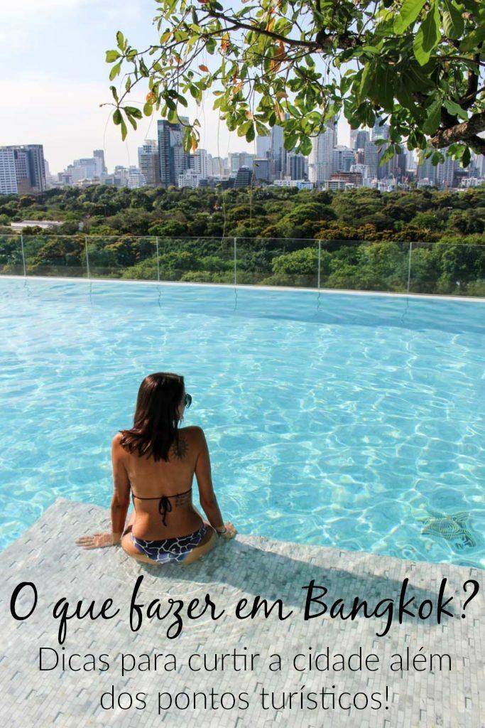 Descubra um novo lado de Bangkok. Dicas para conhecer lugares escondidos e o que fazer em Bangkok além das tradicionais atrações turísticas. Comida boa, aventura, diverçāo e os melhore hotéis de Bangkok. Faça da sua visita a Bangkok uma viagem inesquecível!