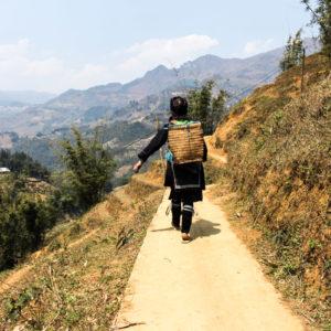 Sapa, Vietnã » Roteiro de Viagem e Caminhada nos Terraços de Arroz