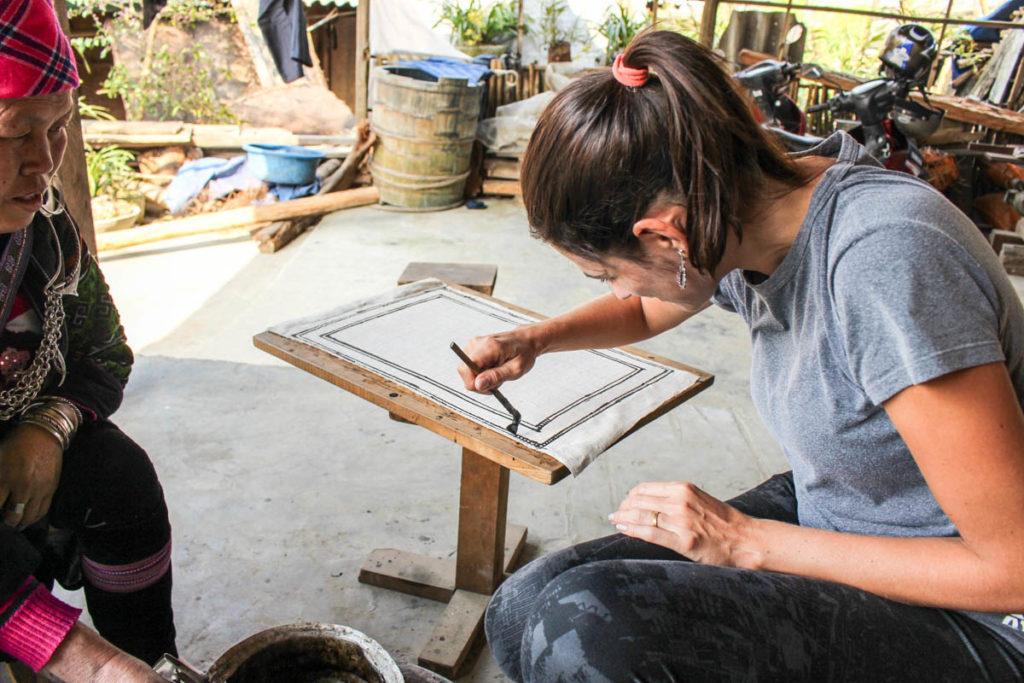 Mergulhe na cultura de Sapa, Vietnã. Aprenda sobre o estilo de vida das tribos e o artesanato que produzem.