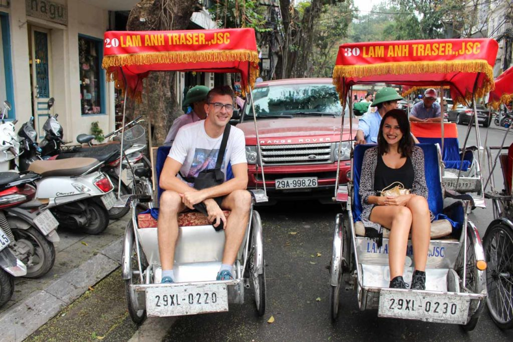 If you want to see all the attraction and things to do in Hanoi, you might need to go on a tour to find hidden places and local secrets.