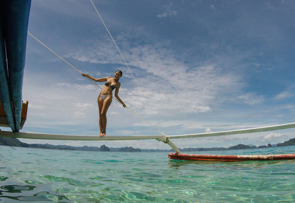 Life is Perfect!! Can I stay in Pangulasian Island forever? So far, El Nido is my favourite place in The Philippines!