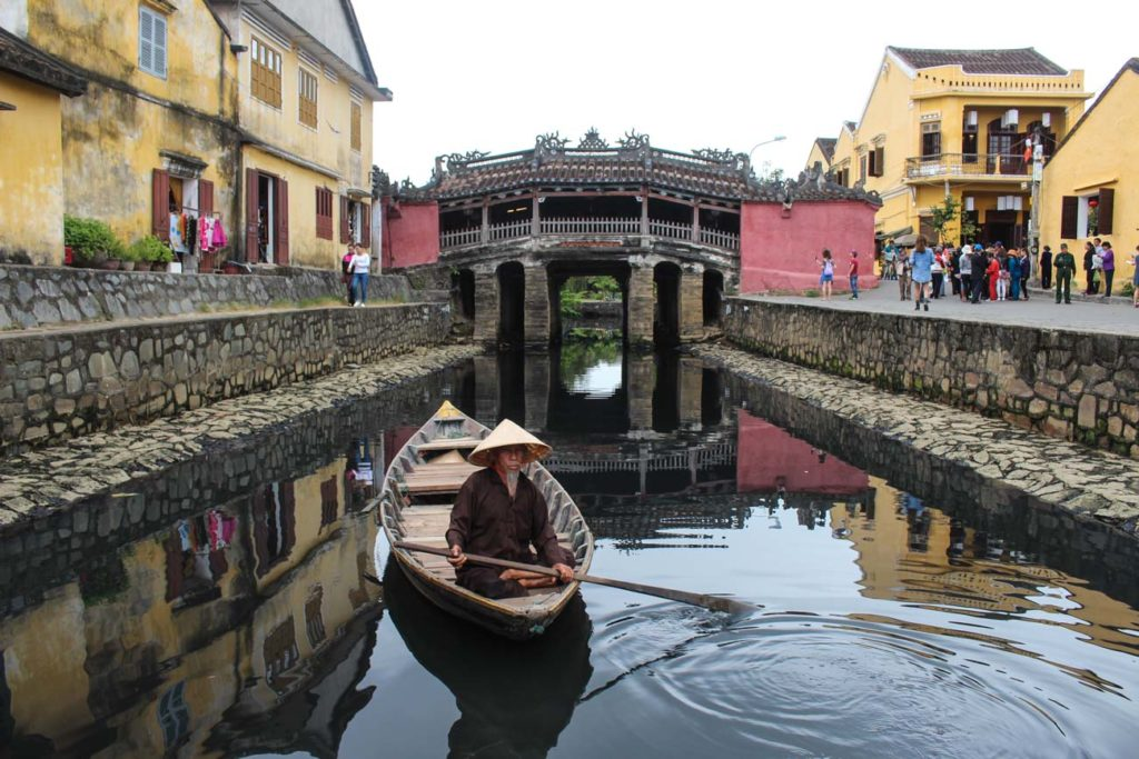 The old town is stunning, but you must go on the Hoi An Vespa Tour to explore the countryside.
