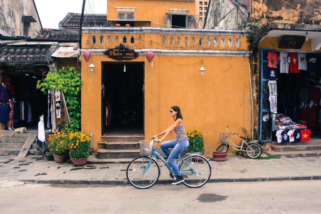 Hoi An Vespa Tour was a great experience, you can go way further than ciclying around the city.