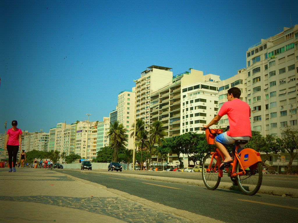 PIC 3 Transport Guide to Rio Olympics ride a bicycle