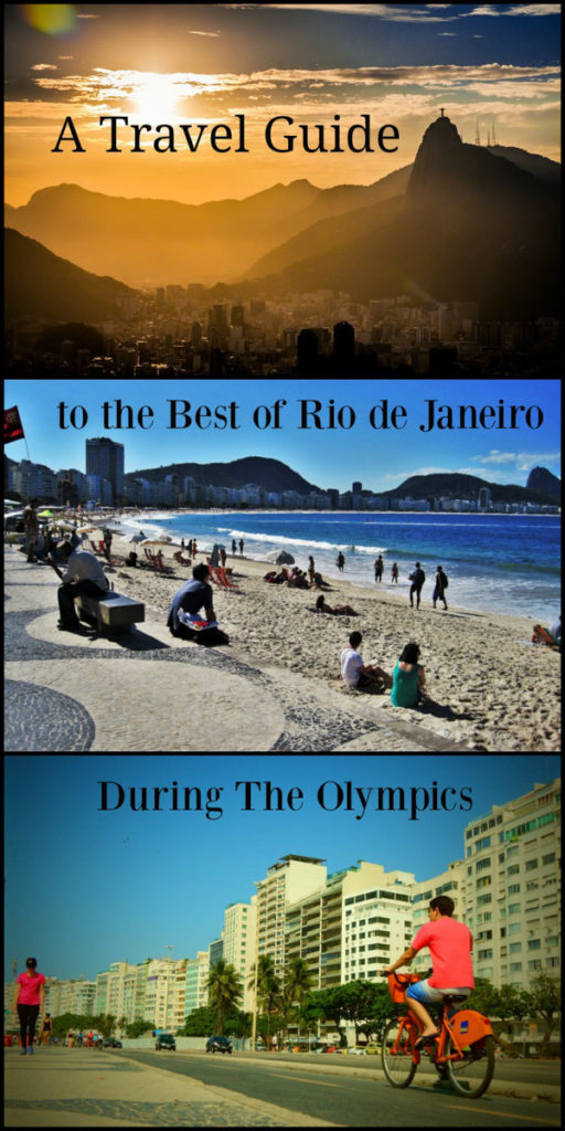 The Best Insider's Guide to Rio Olympics 2016, Brazil. All you need to know to plan your trip and enjoy Rio de Janeiro. Where to stay, parties, places to eat and watch the games. Precious tips from a local!
