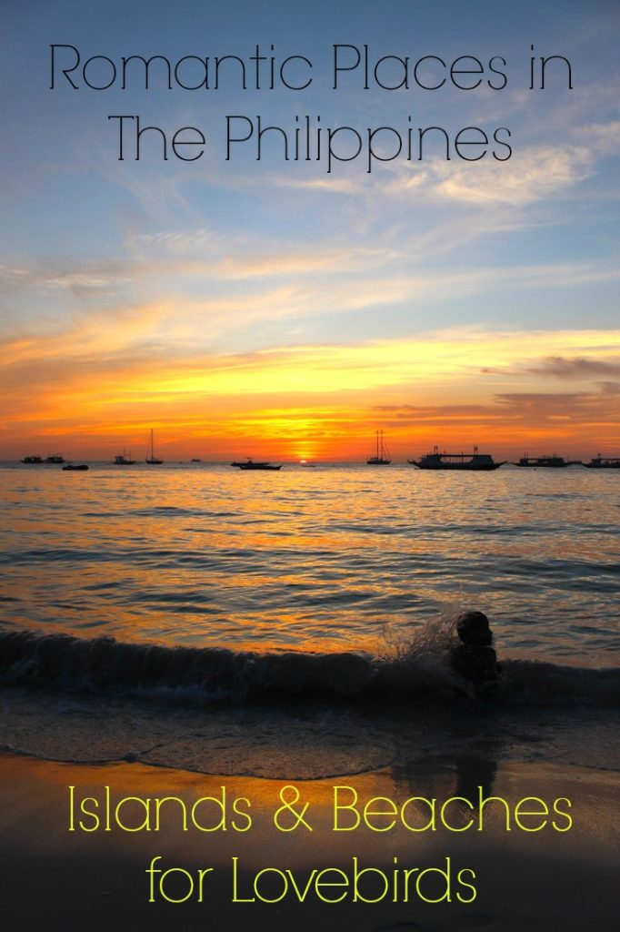 Travel tips to The Philippines! Best Beaches and Islands for Lovebirds and our suggestions for the most romantic places in The Philippines! Book your flights and hotel, travel to paradise to celebrate love!!!