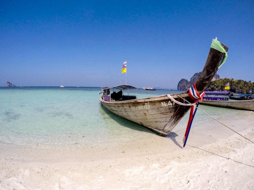 Dicas de Viagem para o Sudeste da Ásia. Curta as praias da Tailândia!