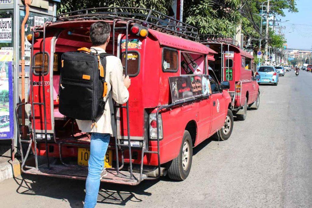 Dicas de Viagem para o Sudeste da Ásia: Viaje com mala pequena!