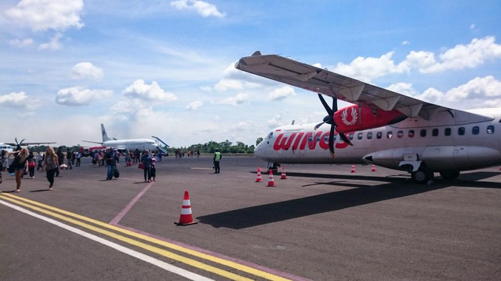 Para fazer a viagem ao Parque Tanjung Puting em Bornéu você vai precisar pegar um voo de Jacarta ou Bali até Kalimantam.