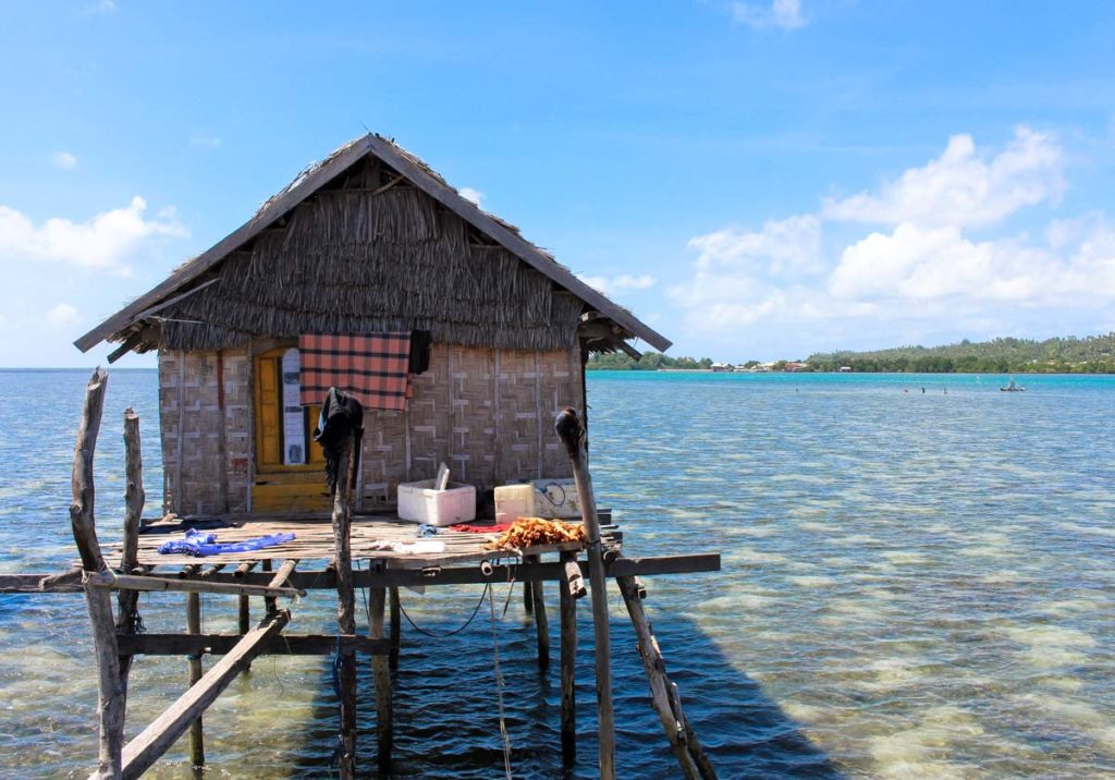 Bajo Tribe, finding happiness with the sea gypsies in Wakatobi Indonesia.