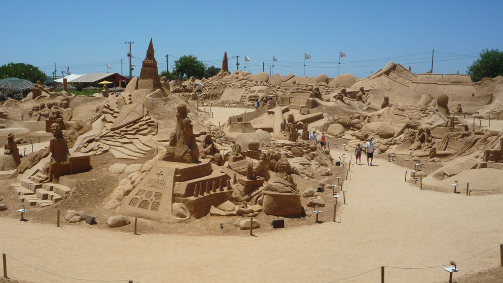 Algarve in Portugal is teh perfect family destination, cheap and fun.