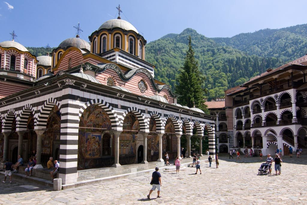 Bulgari has rich culture and history, and it's also a cheap destination for families.