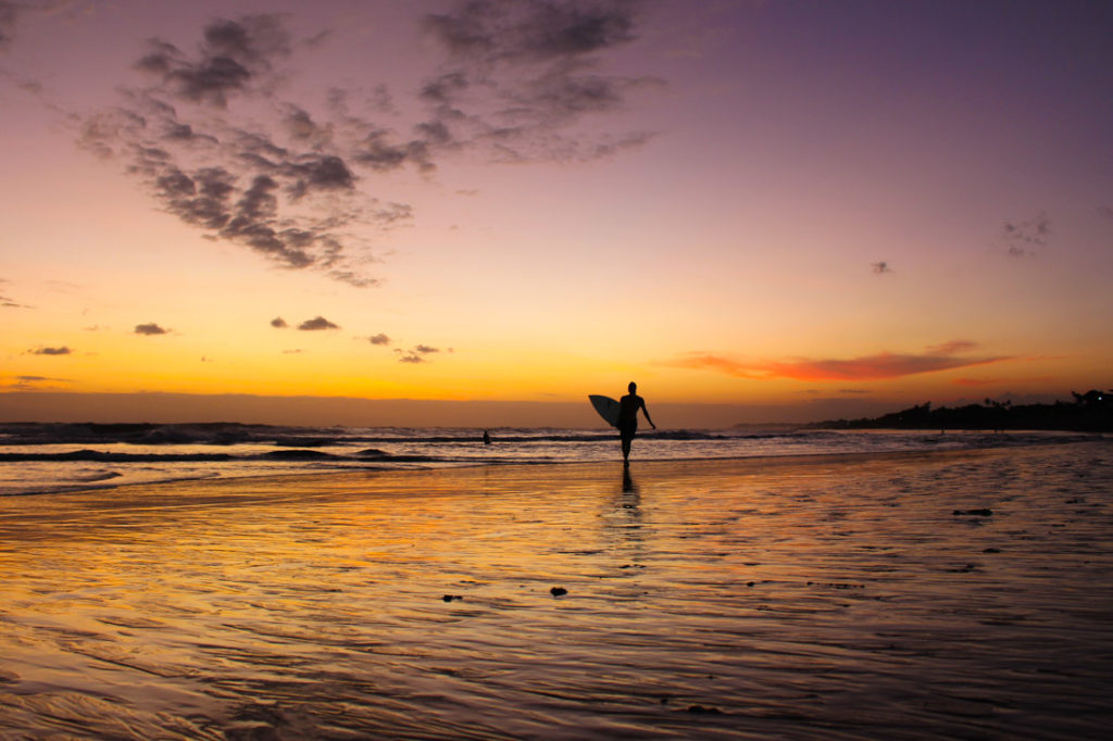 Sunsets are a daily spectacle, don't miss these amazing moments and things to do in Bali.