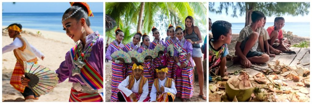 Another amazing thing to do in Wakatobi is learn about their culture, dances and traditional food.