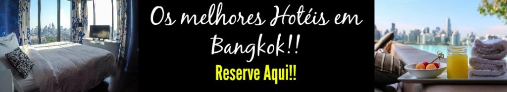 Os melhores hotéis em Bangkok, perfeitos para o seu roteiro de viagem para Bangkok.