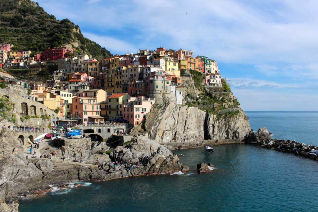 If you're looking for romance, Cinque Terre is the place you must visit in Italy.