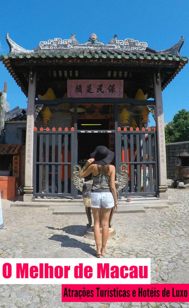 O Melhor de Macau! Um guia completo com as atrações turísticas de Macau, onde ficar, melhores hotéis e onde comer. Dicas para planejar sua viagem e aproveitar os cassinos.