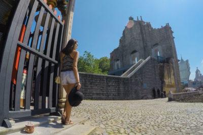 Macau Tourist Spots and Best hotels