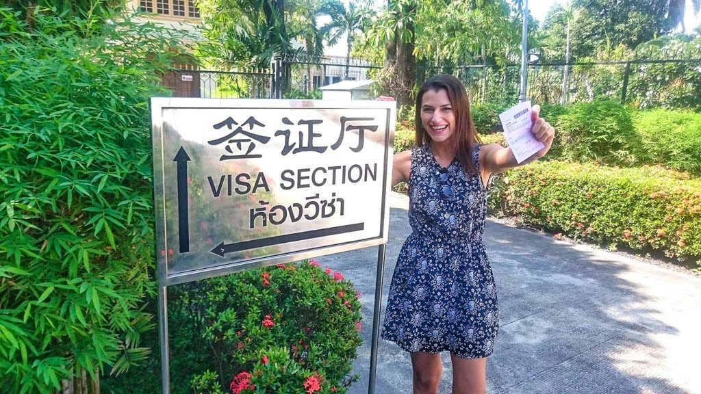 Apply for a visa to travel abroad is our routine, and we kinda mastered the art of doing it.