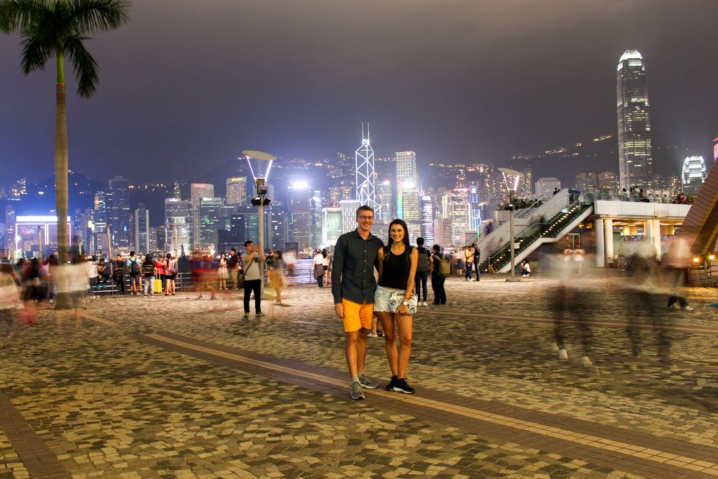 So many places to visit in Hong Kong, the Tsim Sha Tsui Promenade is on attraction that must be on your Hong Kong Itinerary.