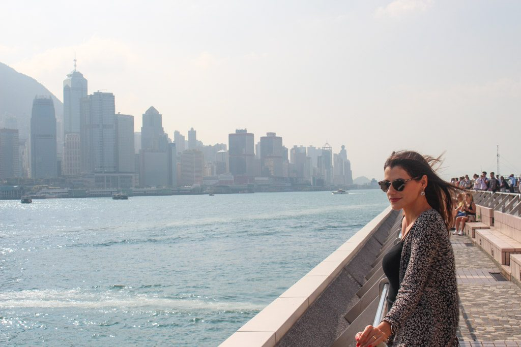 Take a break from you Hong Kong itinerary and enjoy the views from the Victoria Harbour.