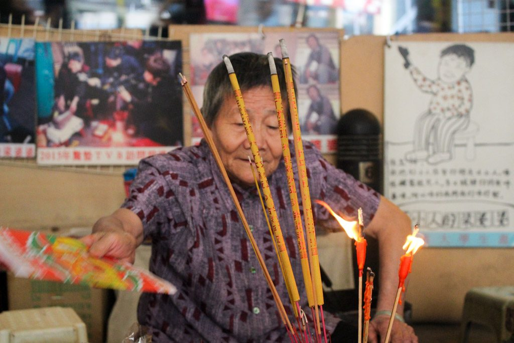 We discover a different side of Hong Kong, local attractions and superstitions.