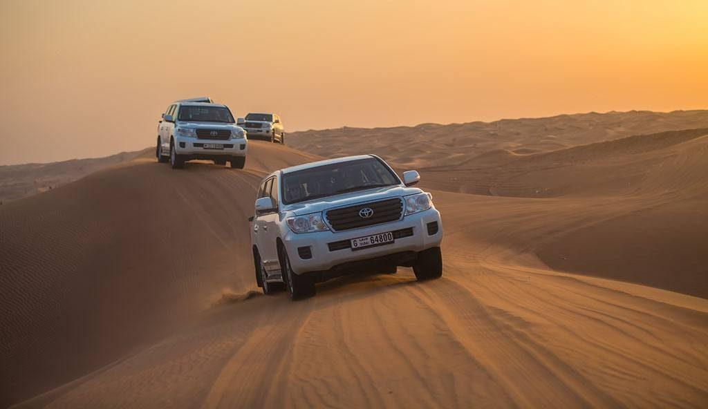 Quanto custa viajar para Dubai? E quanto custa um tour no deserto em Dubai?