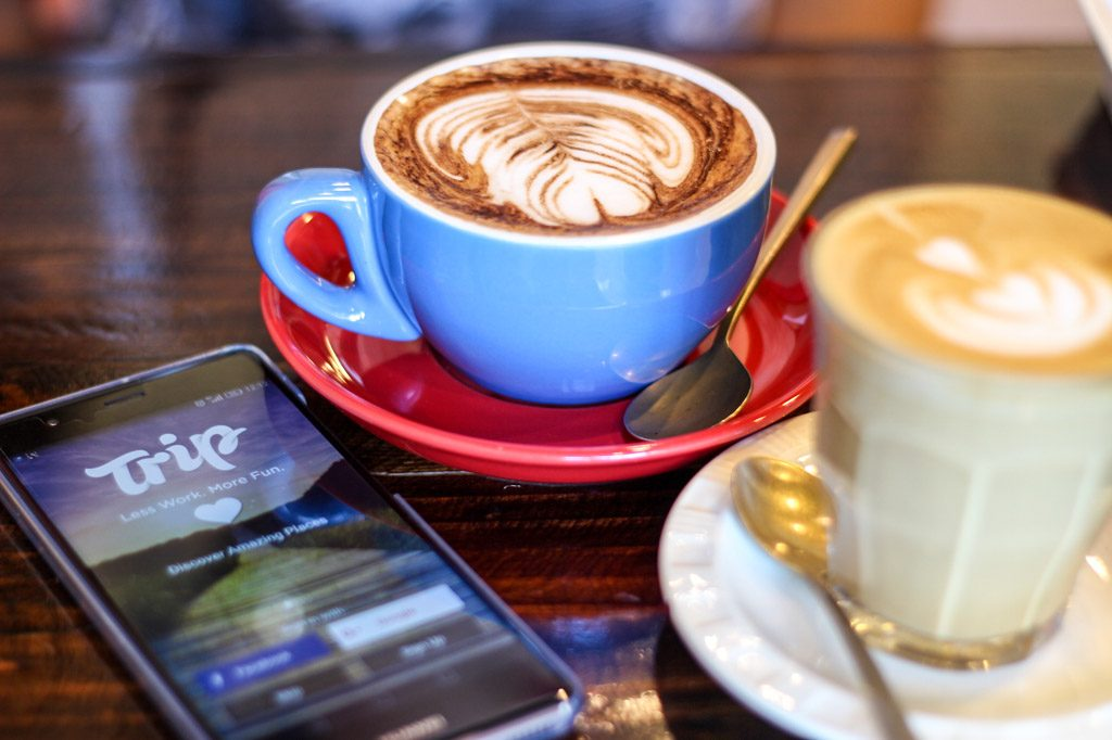 A cup of coffee will help you to decide what to do in Chiang Mai.