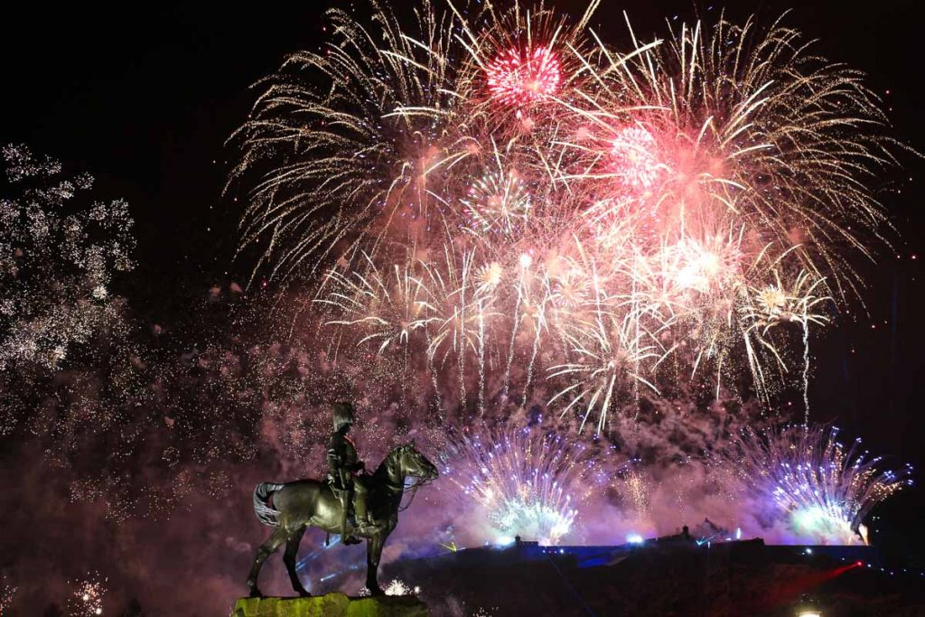 Is Edinburgh Hogmanay The Best Place for New Year's Eve in Europe? I bet it is!