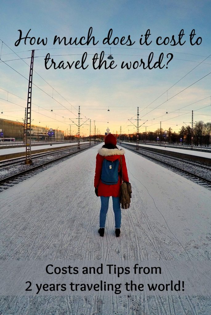 travelling around world costs secrets