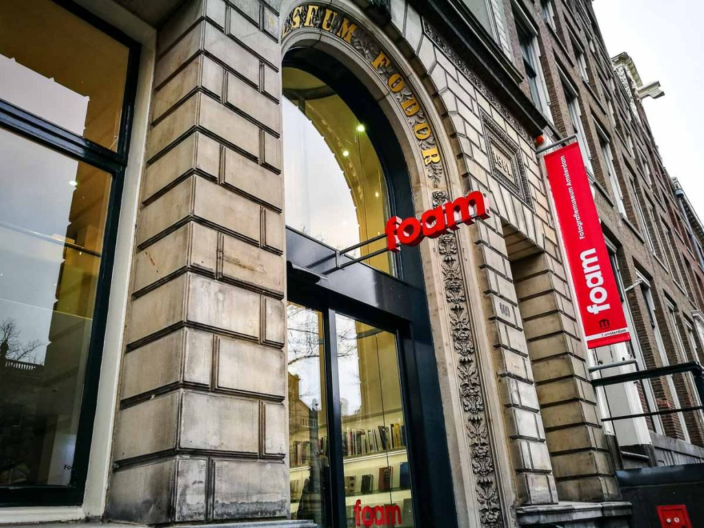 Visit Amsterdam tourist spots, but also go of the beaten path. The photographic museum is not so touristic and can fit on your 3 days in Amsterdam itinerary.