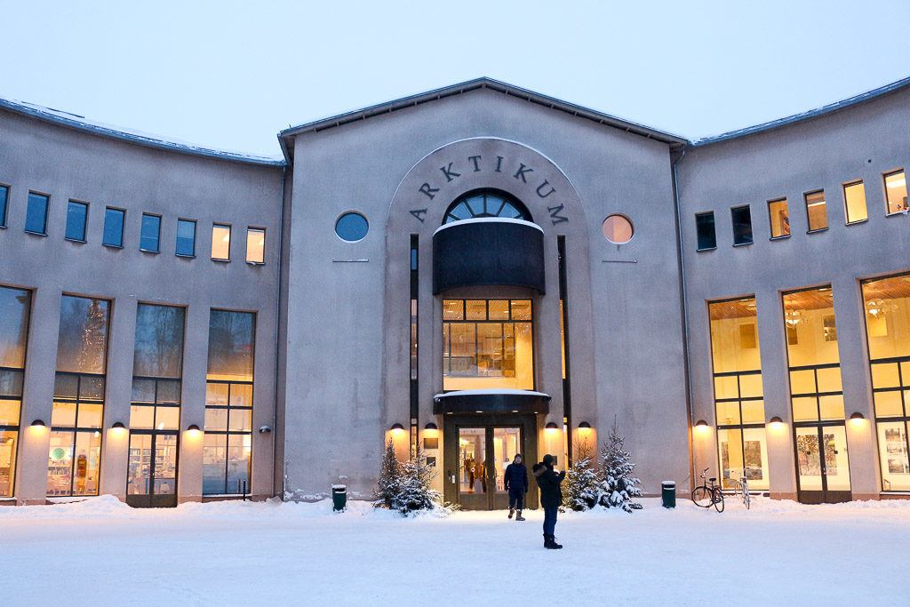 One of the top things to do in Rovaniemi is to visit the Arktikum Museum.