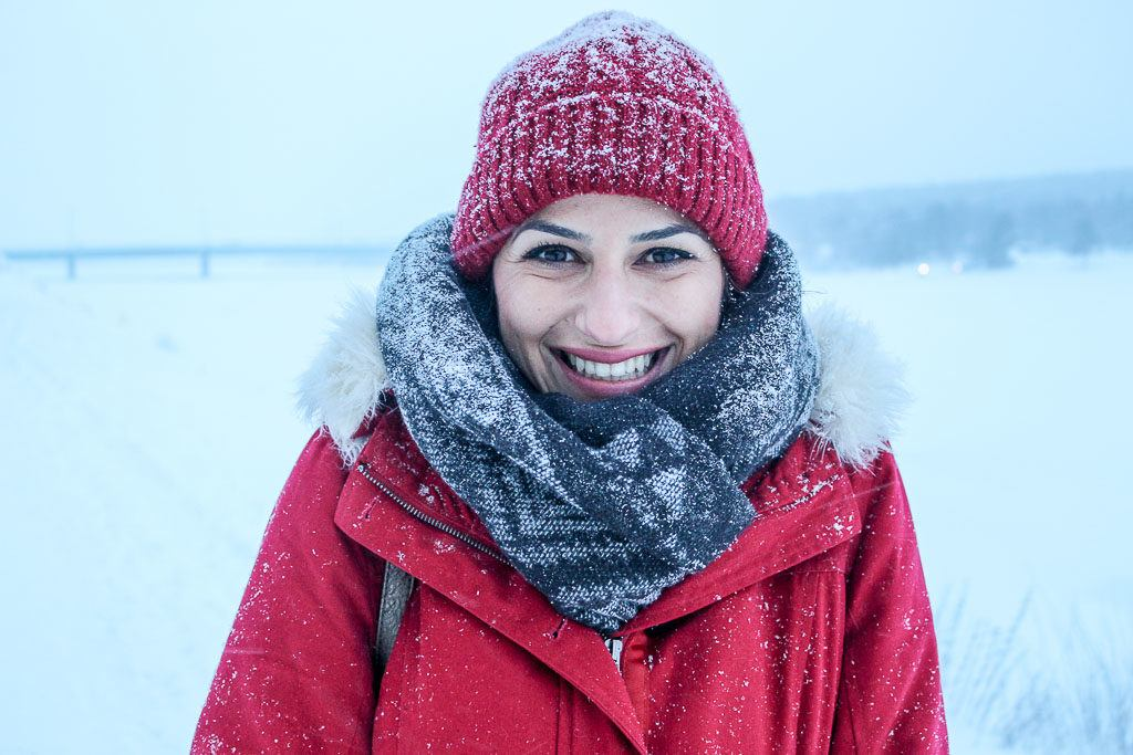 Be prepared for the cold weather,, strong winds and a lot of snow. Rovaniemi in Finland is a true Winter Wonderland.