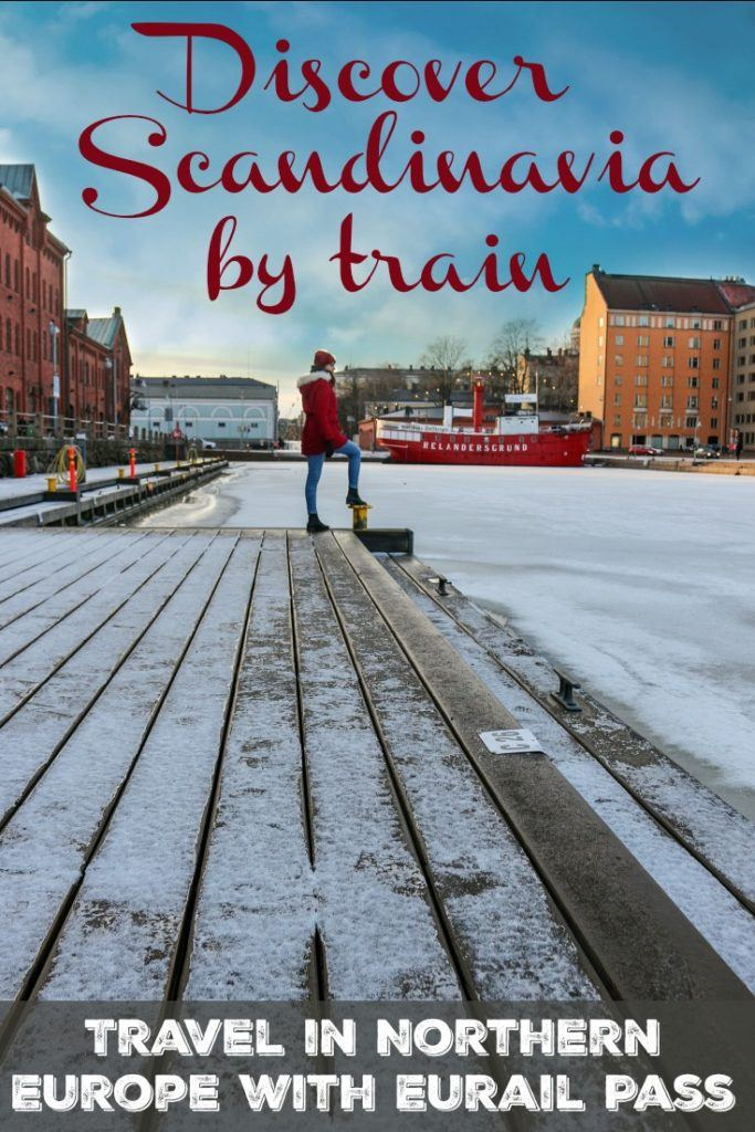 Travel in Scandinavia by train. Is the Eurail Scandinavia Pass the best option for a rail trip? How to plan an itinerary and make the reservations with the Eurail Pass, fees and rules. All you need to know to travel across Norway, Denmark, Sweden and Finland by train. One Eurail Pass for 4 countries!