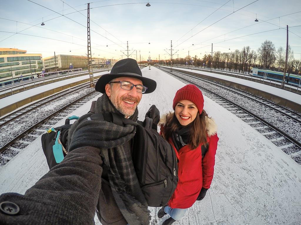 Eurail Scandinavia Pass travel tips