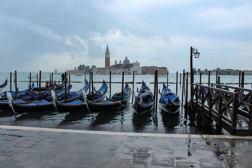 Venice is a stunning destination featured at James Bond movie Casino Royale.