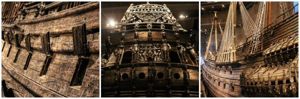 Vasa Museum is one of the places you need to visit in Stockholm, Sweden.