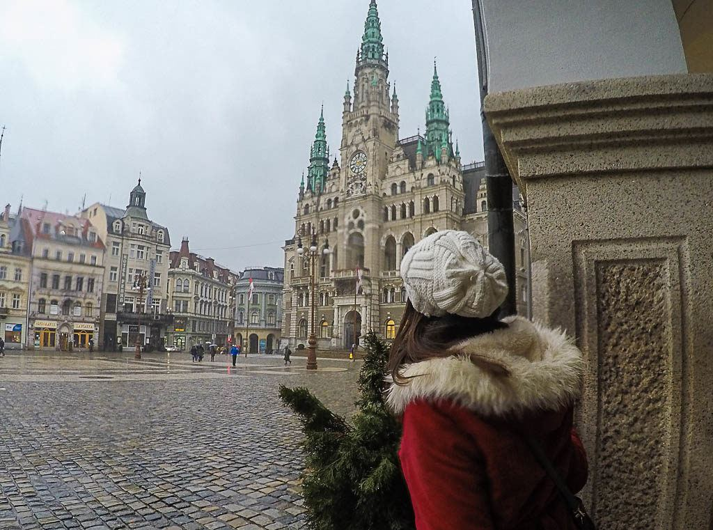 Apart from the winter sport, Liberec is a great place to visit on a day trip from Prague because of its architecture.