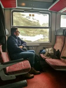 We used our Eurail Global Pass during all our trip in The Czech Republic, which always makes everything easier. From Prague to Liberec, it took us only 2 hours by train.
