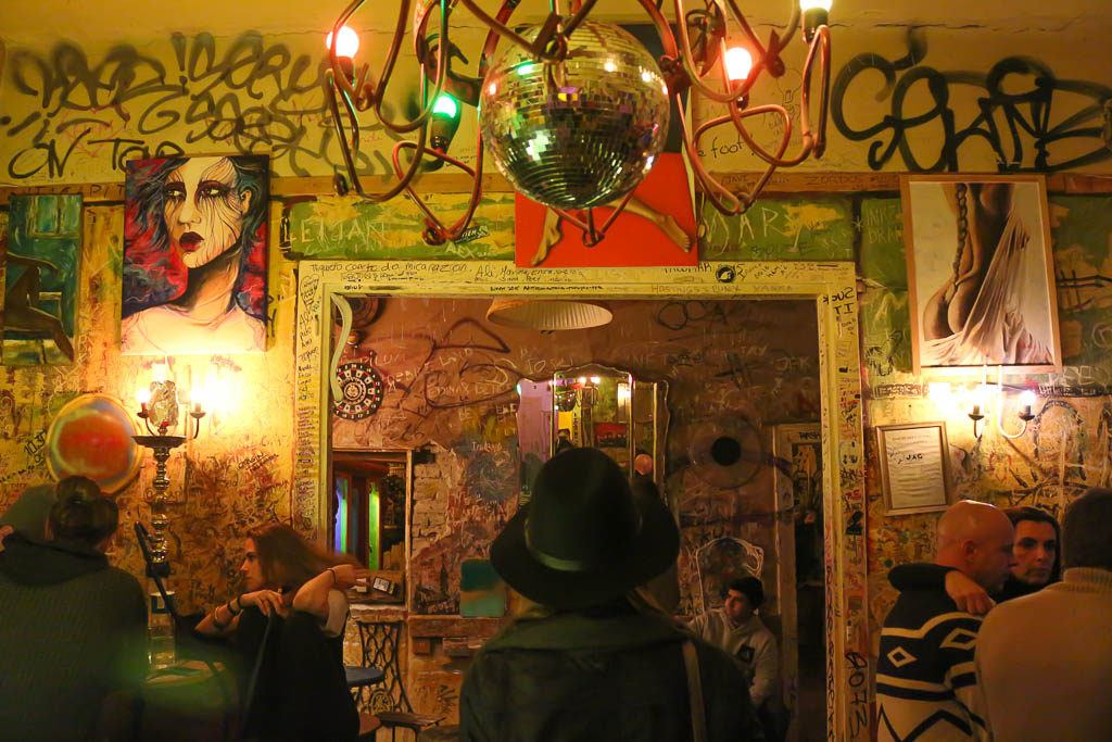 Szimpla Kert is one of the best bars in Budapest. Go for a beer and enjoy the incredible décor.
