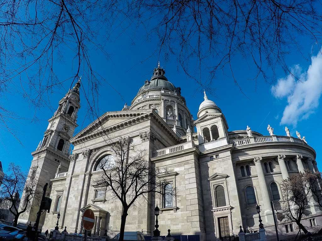 In 3 days in Budapest you will have plenty of time to visit the St.Stephen's Basilica and its surroundings.