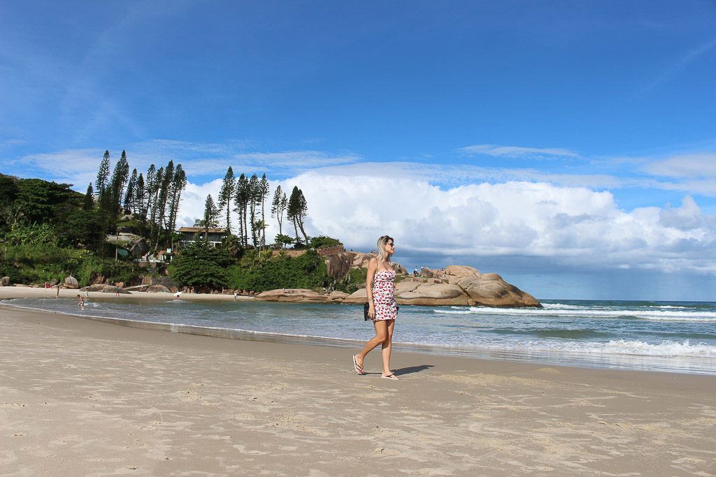 Joaquina Beach is the place to be during summer in Florianópolis. The best beach for surfers and for those who love nature.
