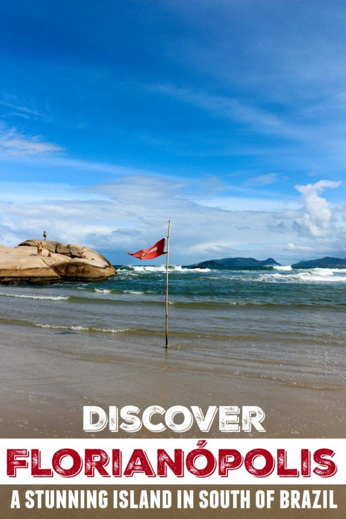 The best of Florianópolis, Brazil! How to choose the perfect tour to discover the city and enjoy the nature. History, beach and delicious food in one day trip to Florianópolis, a stunning island in South of Brazil.