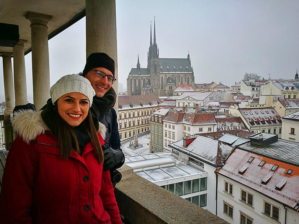 One of the top attractions in Brno is The Old Town Hall Tower, you should add it to your things to do in Brno list.