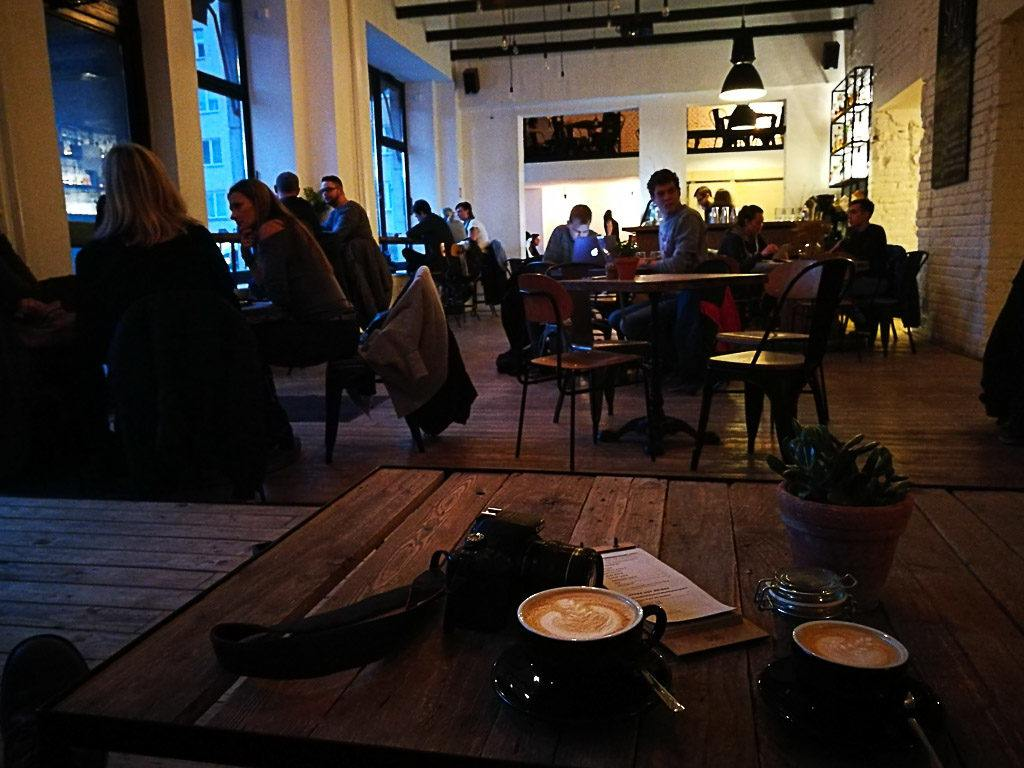 Trendy and hipster cafes are all around Brno, Czech Republic. Try the best bars in Brno.