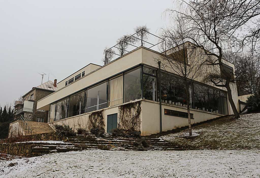 The list of unique things to do in Brno is big, and Villa Tugendhat is definitely one of the coolest places to visit in Brno.
