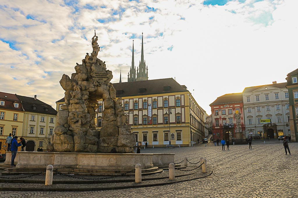 Brno's , the second biggest city in the Czech Republic, is the address of great architecture, castles, vineyards, hipster cafes, fine dine and adventure.
